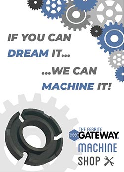 The Machine Shop Sidebar - If you can dream it