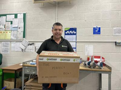 20 Years of 'The Perfect Box' - Dave Kirkham