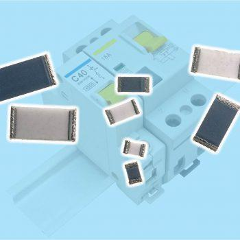 High pulse withstanding resistors from TT Electronics