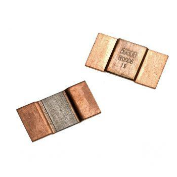 Highly reliable metal alloy resistors from TT Electronics